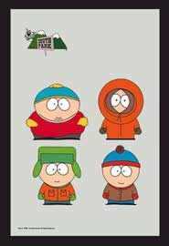 Poster - South Park Group