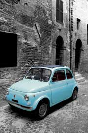 Poster - Fiat