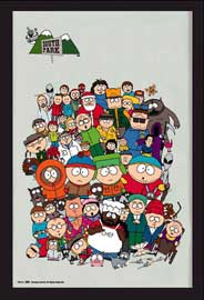 Poster - South Park