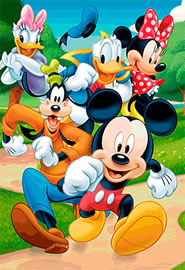 Poster - Mickey Mouse
