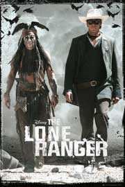Poster - Lone Ranger, The