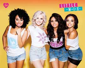 Poster - Little Mix Group