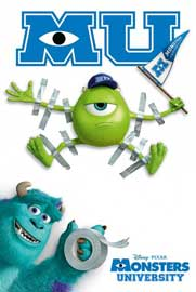 Poster - Monsters University