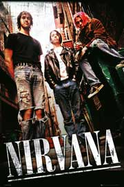 Poster - Nirvana Alley