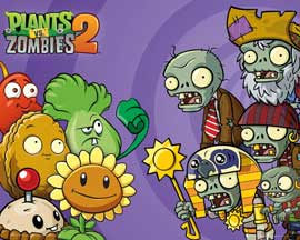Poster - Plants vs Zombies