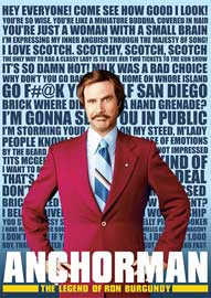 Poster - Anchorman