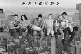 Poster - Friends