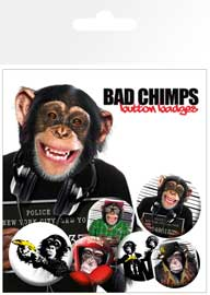 Poster - Bad Chimps