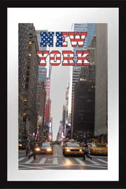 Poster - New York Street View