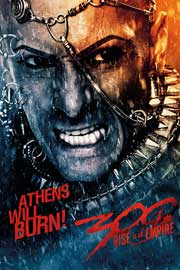 Poster - 300 Rise of an Empire - Xerxes