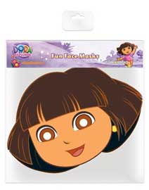 Poster - Dora the Explorer Maske