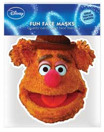 Muppets, The Fozzy Bear - Maske
