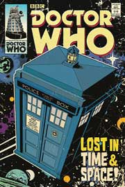 Doctor Who Lost in Time & Space