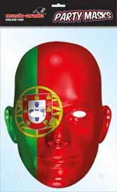 Poster - Portugal Flagge