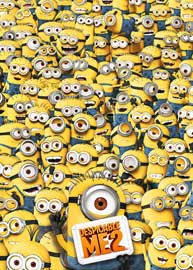 Poster - Despicable Me 2 - Many Minions