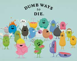 Poster - Dumb Ways To Die