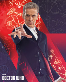 Poster - Doctor Who Capaldi