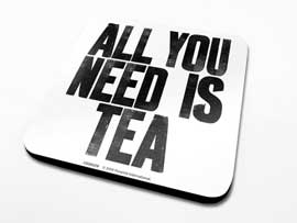 Poster - Motivational All you need is tea