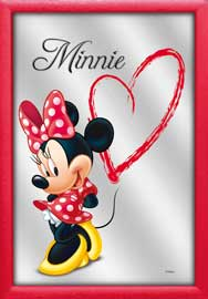 Poster - Disney Minnie Mouse Heart