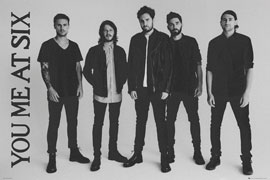 Poster - You me at six