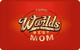 Poster - Mama Worlds Best Mom