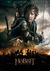 Poster - Hobbit, The BOTFA - Fire