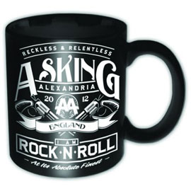 Poster - Asking Alexandria Rock n' Roll