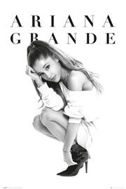Poster - Grande, Ariana Crouch