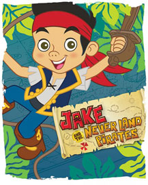 Jake and the Never Land Pirate Swing