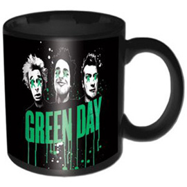 Poster - Green Day Drips