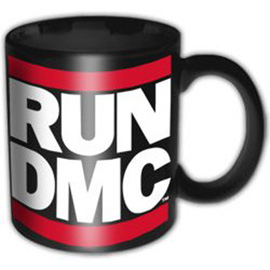 Poster - Run DMC Logo Black