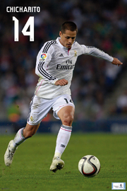 Poster - Real Madrid
