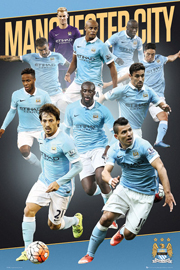 Manchester City Players 15/16