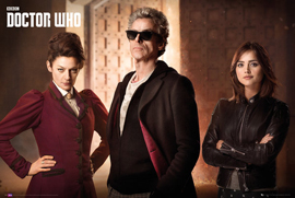 Poster - Doctor Who Iconic