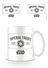 Poster - Star Wars Imperial Troops