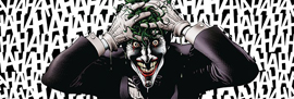 Poster - Batman The Joker Killing Joke