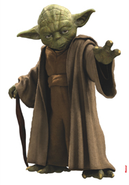 Poster - Star Wars Yoda Disney