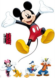 Poster - Mickey and Friends Disney