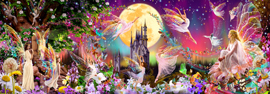 Poster - Fairyland Foto-Tapete