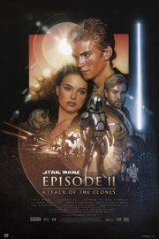 Poster - Star Wars Episode II
