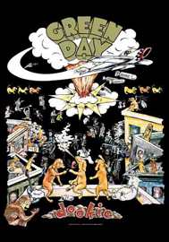 Poster - Green Day Dookie