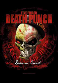Poster - 5 Finger Death Punch  Dapper