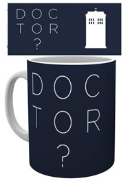 Poster - Doctor Who Type