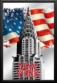 Poster - New York Empire State Building