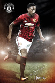 Poster - Manchester United