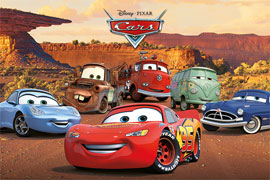 Cars  Characters