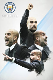 Manchester City Guardiola 16/17