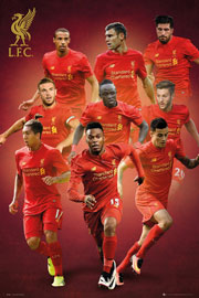 Liverpool FC Players 16/17