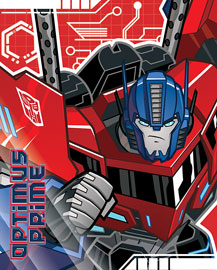 Poster - Transformers Robots In Disguise Autobots OP Zoom