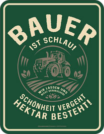 Poster - Bauer